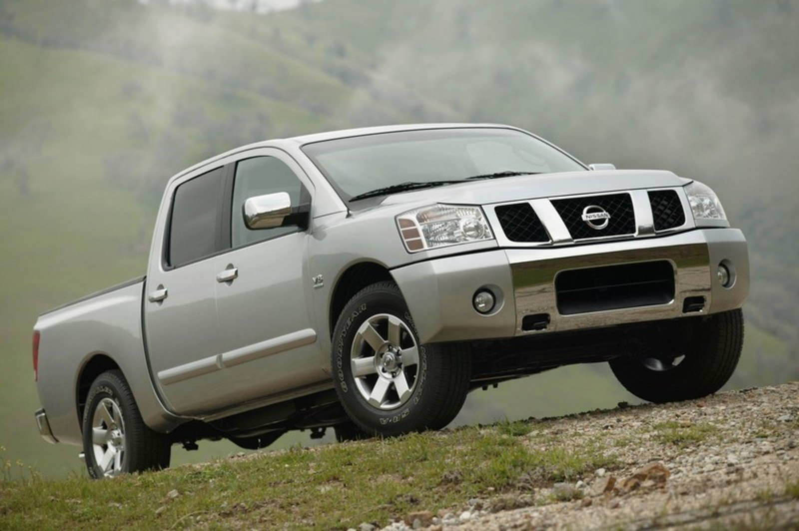 2006 nissan titan crew cab picture 94440 car review top speed. Black Bedroom Furniture Sets. Home Design Ideas