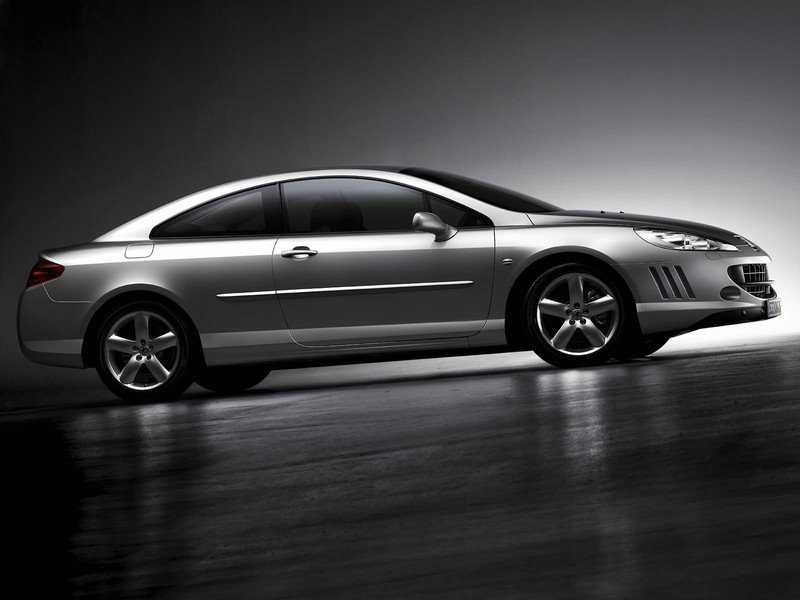2006 Peugeot 407 Coupe