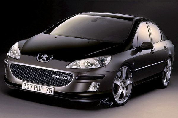 2006 peugeot 407 coupe car review top speed. Black Bedroom Furniture Sets. Home Design Ideas