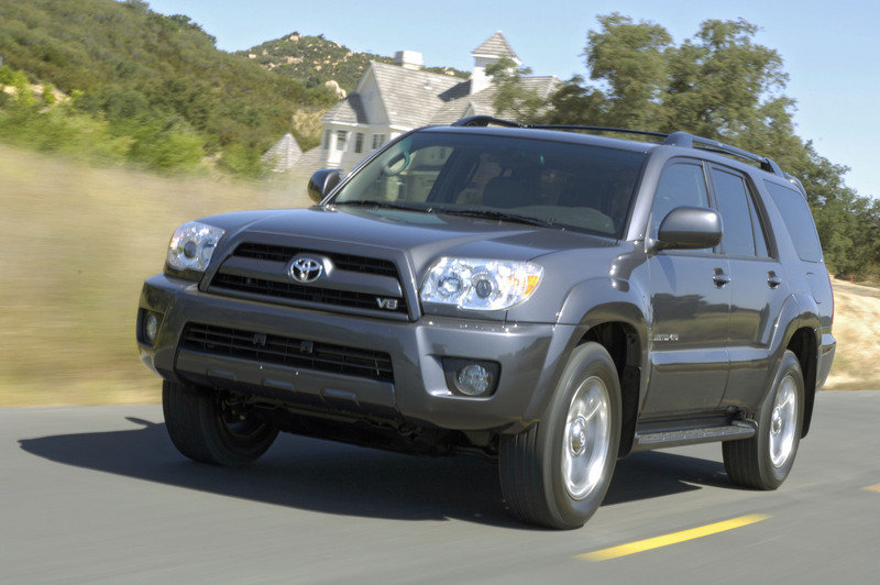 2006 toyota 4runner review top speed. Black Bedroom Furniture Sets. Home Design Ideas