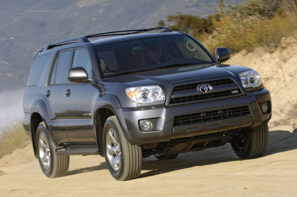 2006 Toyota 4runner Car Review Top Speed