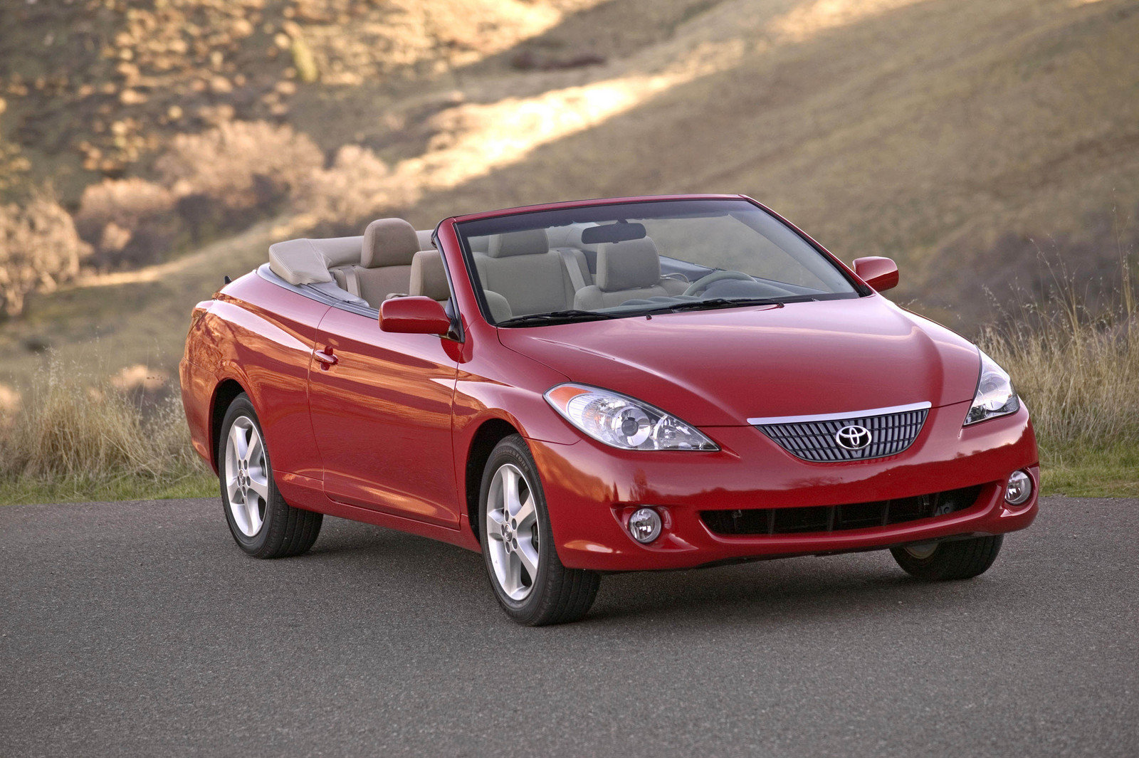 2006 Toyota Camry Solara Review Top Speed