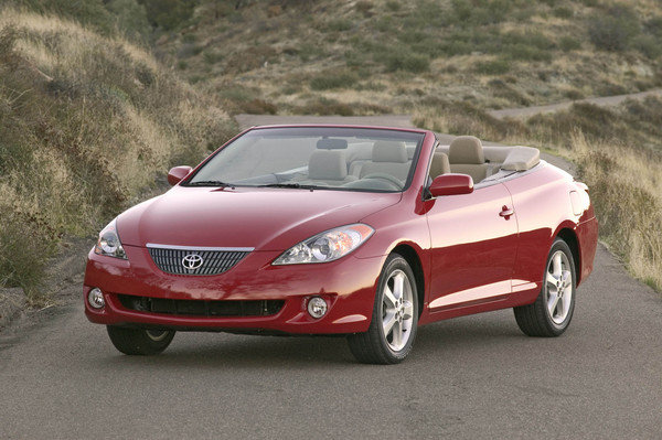 2006 toyota camry solara picture 94109 car review. Black Bedroom Furniture Sets. Home Design Ideas
