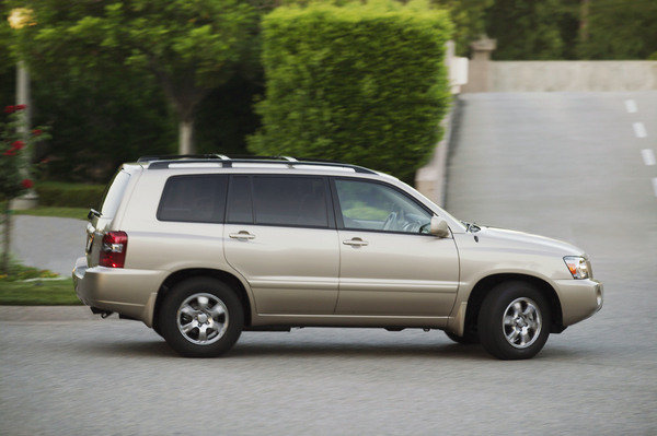 2006 Toyota Highlander Car Review Top Speed