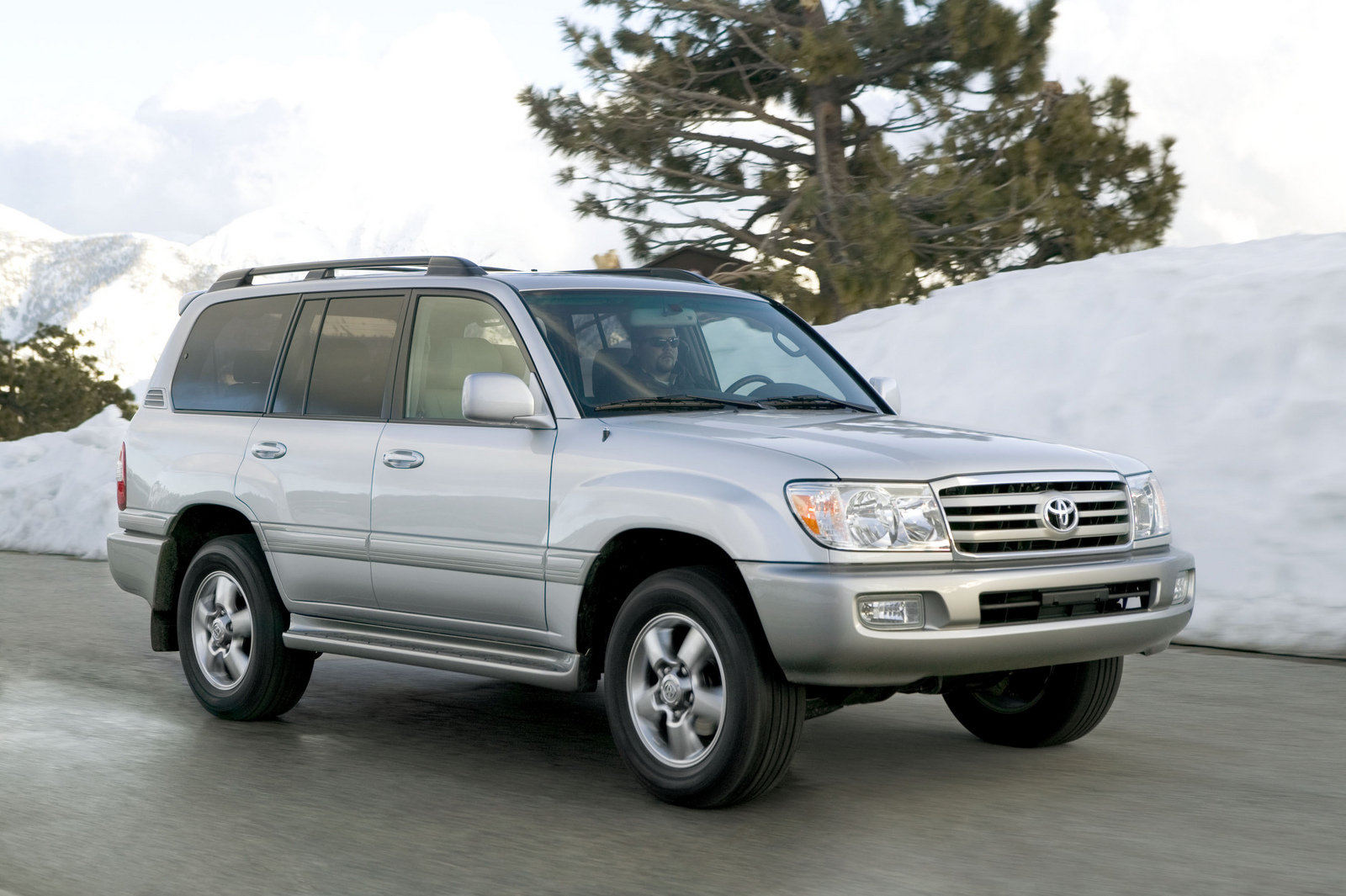2006 toyota land cruiser picture 94393 car review. Black Bedroom Furniture Sets. Home Design Ideas