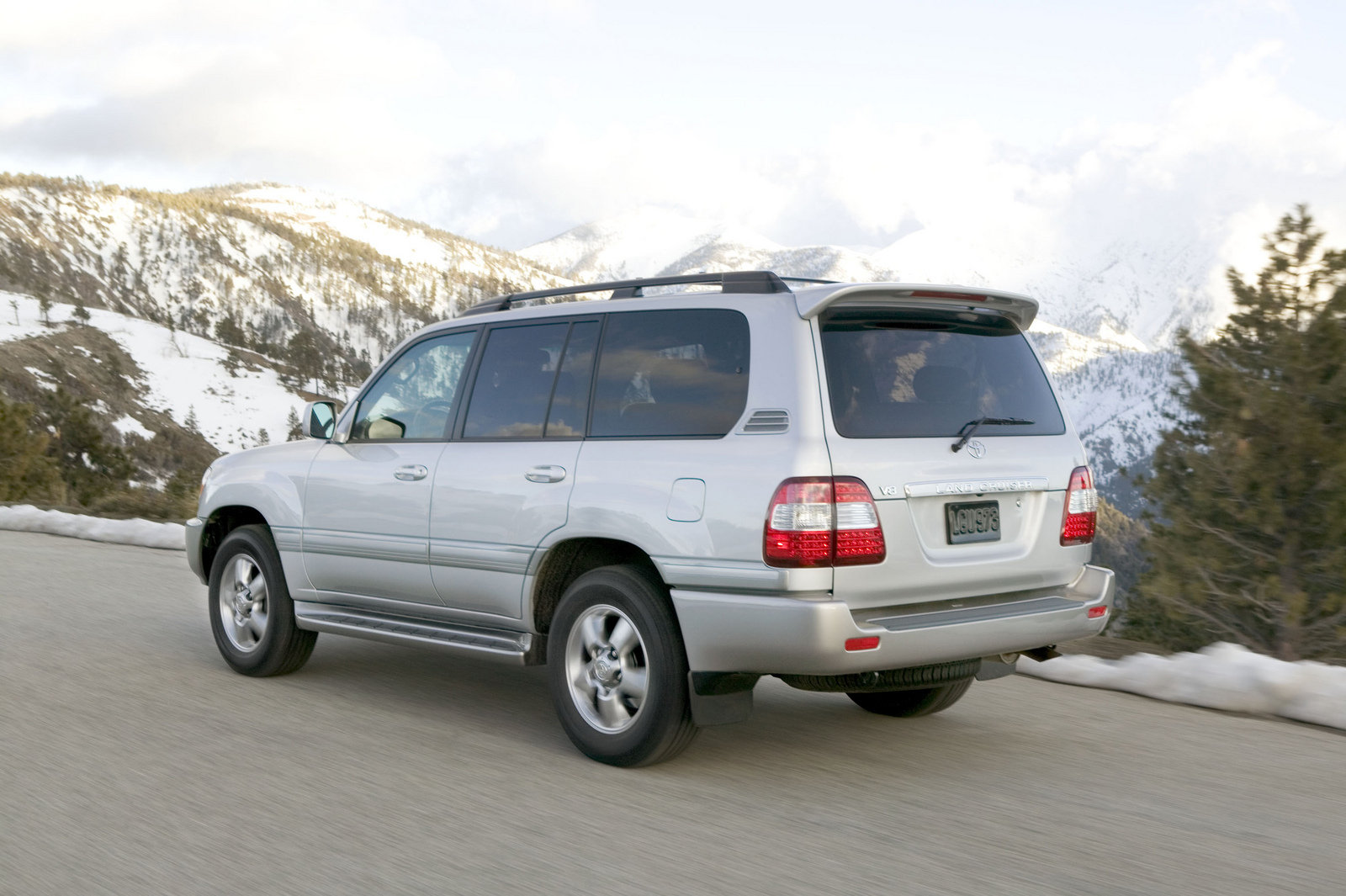2006 toyota land cruiser picture 94394 car review. Black Bedroom Furniture Sets. Home Design Ideas