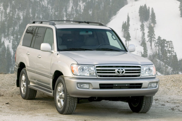 2006 Toyota Land Cruiser Review
