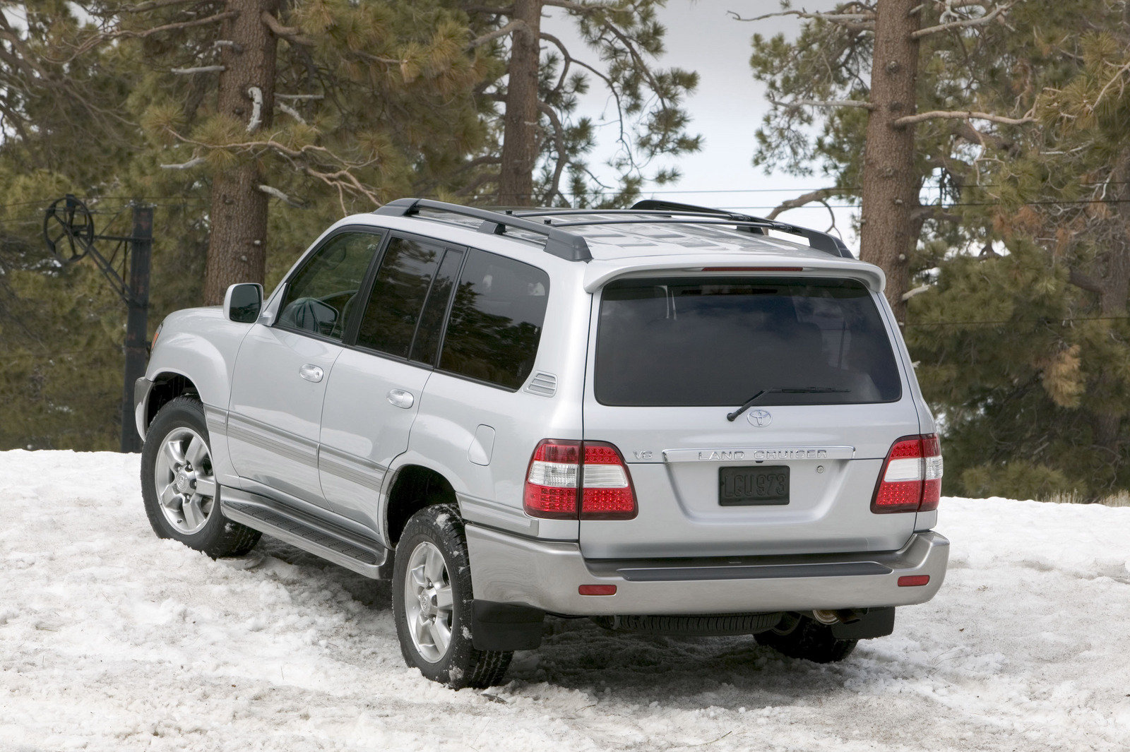2006 toyota land cruiser picture 94386 car review. Black Bedroom Furniture Sets. Home Design Ideas