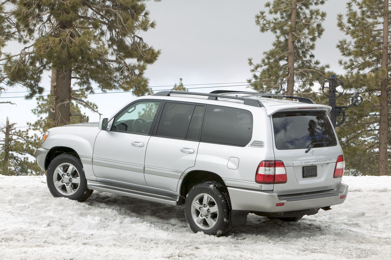 2006 toyota land cruiser picture 94387 car review. Black Bedroom Furniture Sets. Home Design Ideas