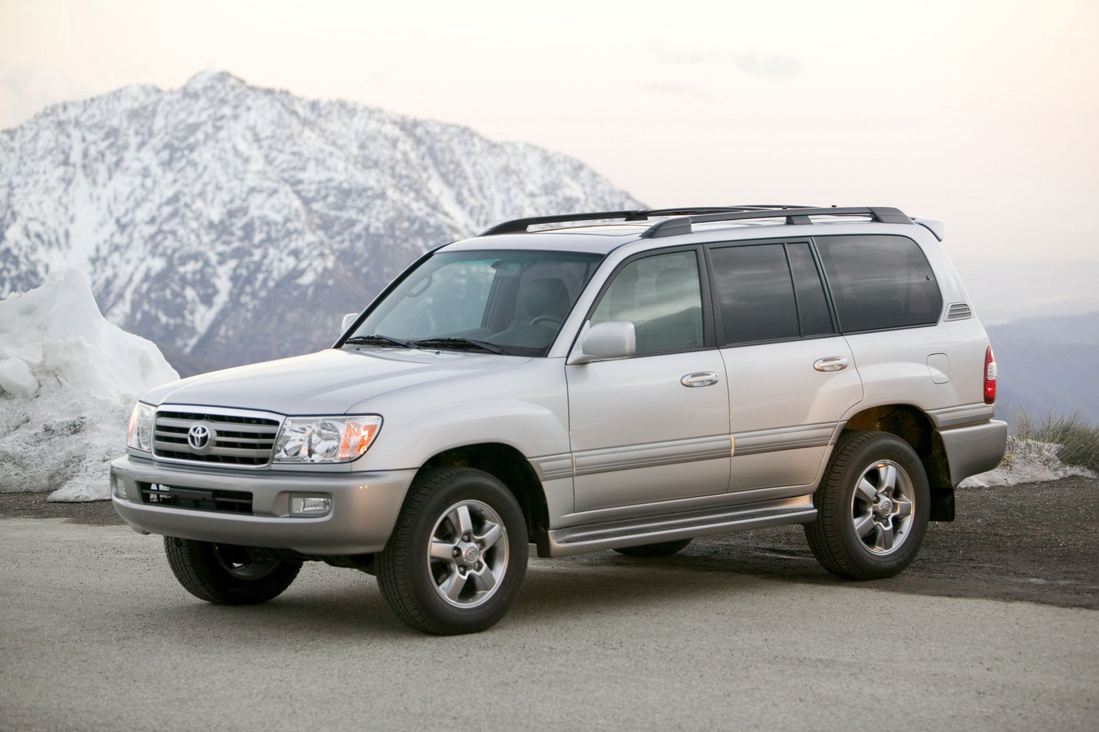 2006 toyota land cruiser picture 94390 car review. Black Bedroom Furniture Sets. Home Design Ideas
