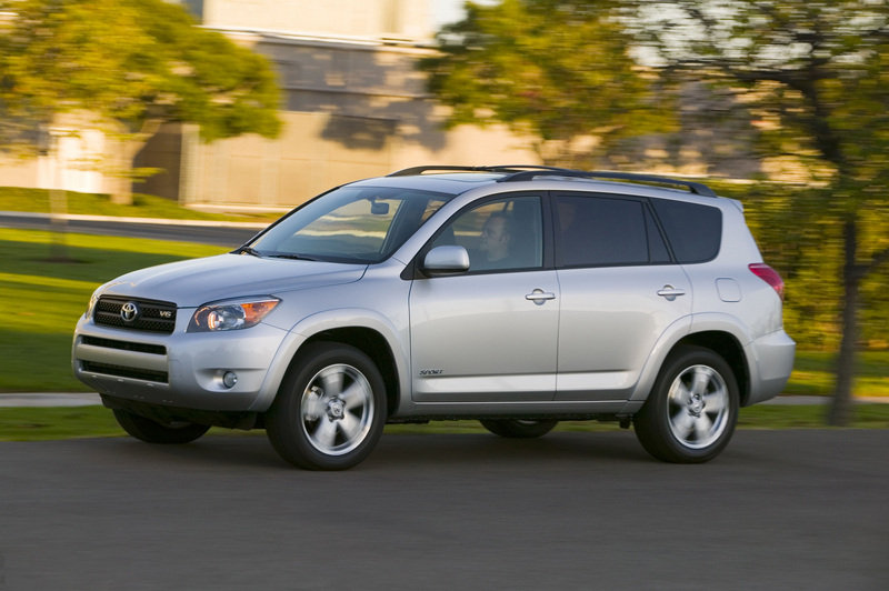 2006 toyota rav4 review top speed. Black Bedroom Furniture Sets. Home Design Ideas