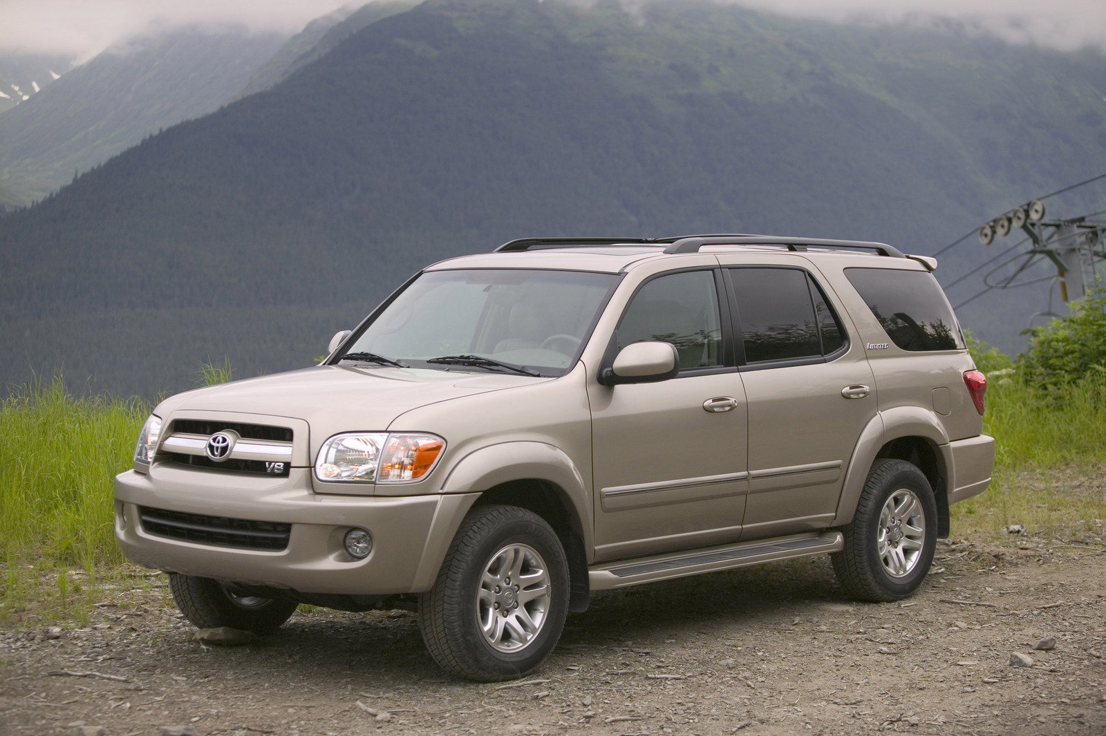 2006 toyota sequoia review top speed. Black Bedroom Furniture Sets. Home Design Ideas