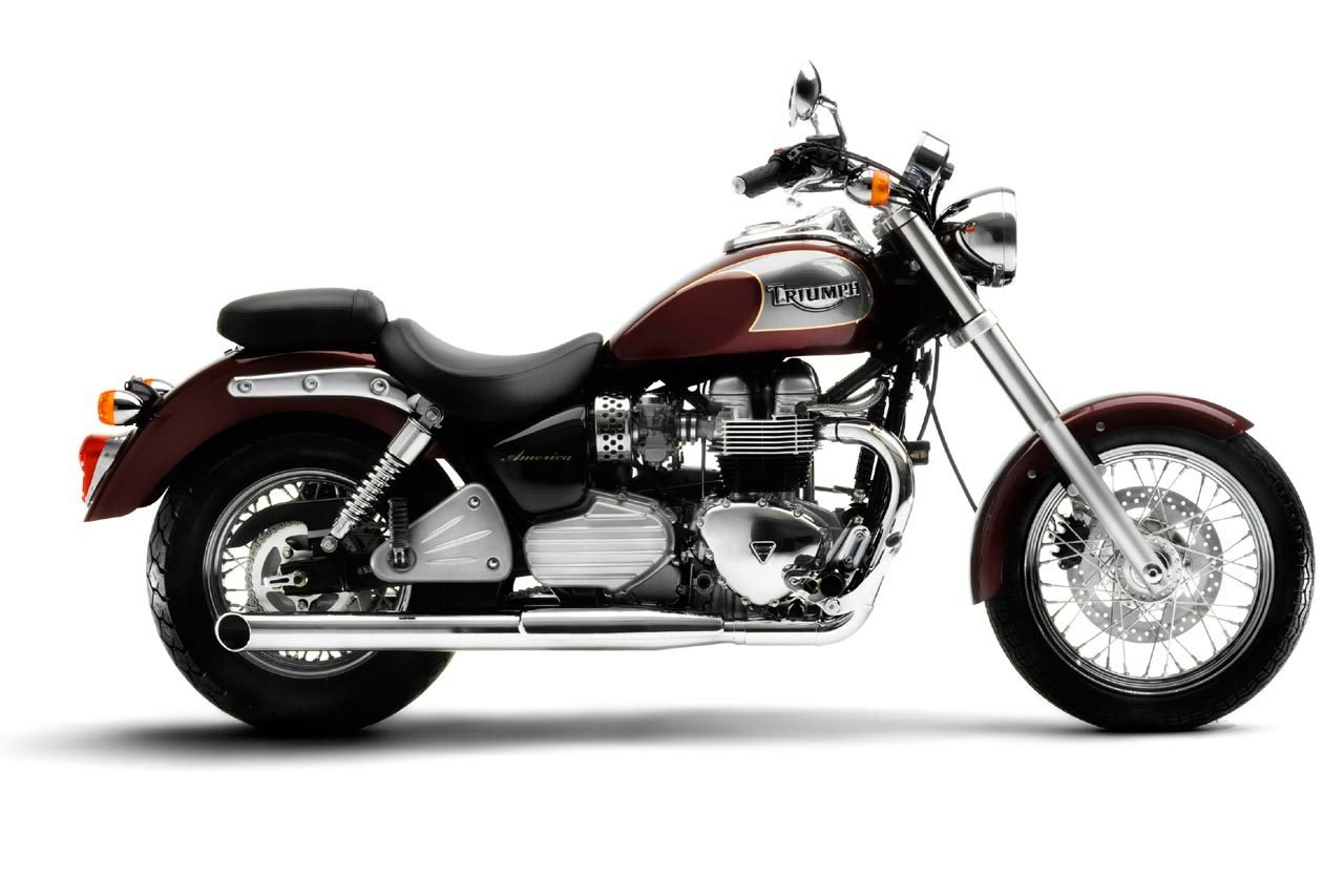 2006 Triumph America Picture 95369 Motorcycle Review