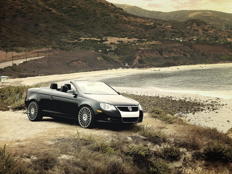 volkswagen eos reviews specs prices photos and videos top speed. Black Bedroom Furniture Sets. Home Design Ideas
