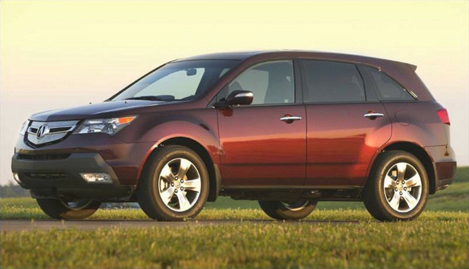 2007 acura mdx review gallery top speed. Black Bedroom Furniture Sets. Home Design Ideas