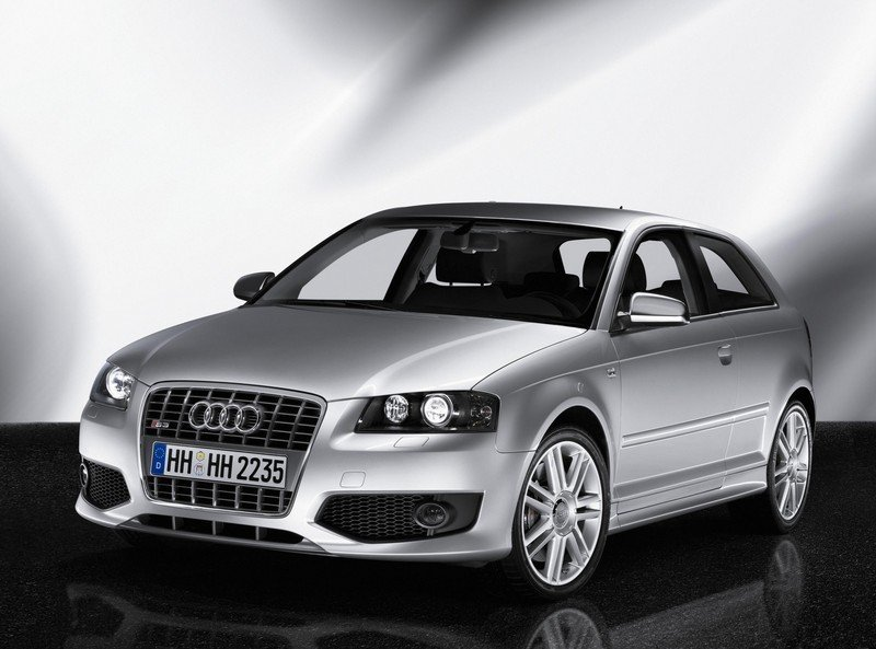 2007 Audi S3 - photo of the finished car
