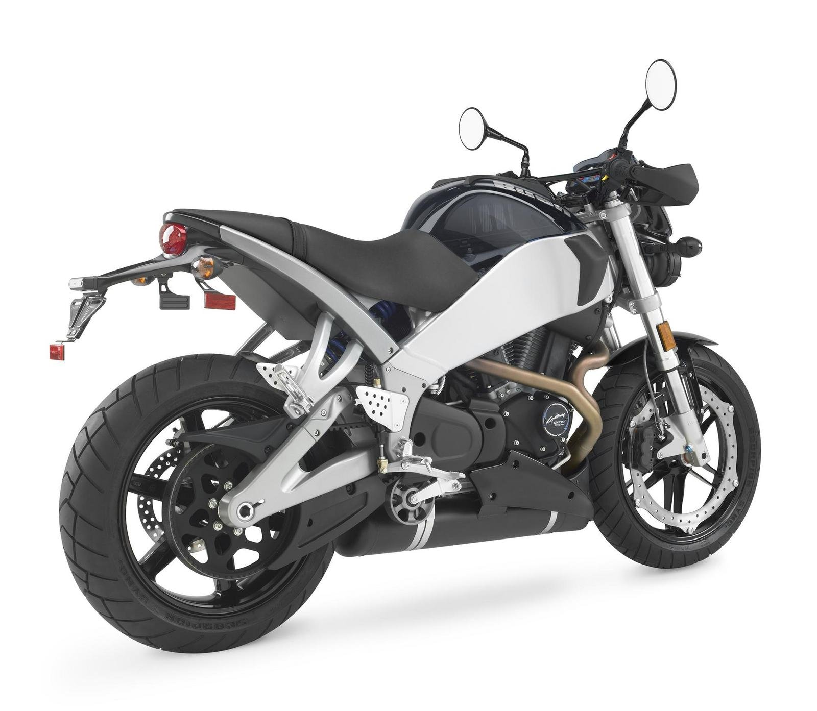 Motorcycle Review Top Speed: 2007 Buell Lightning CityX XB9SX