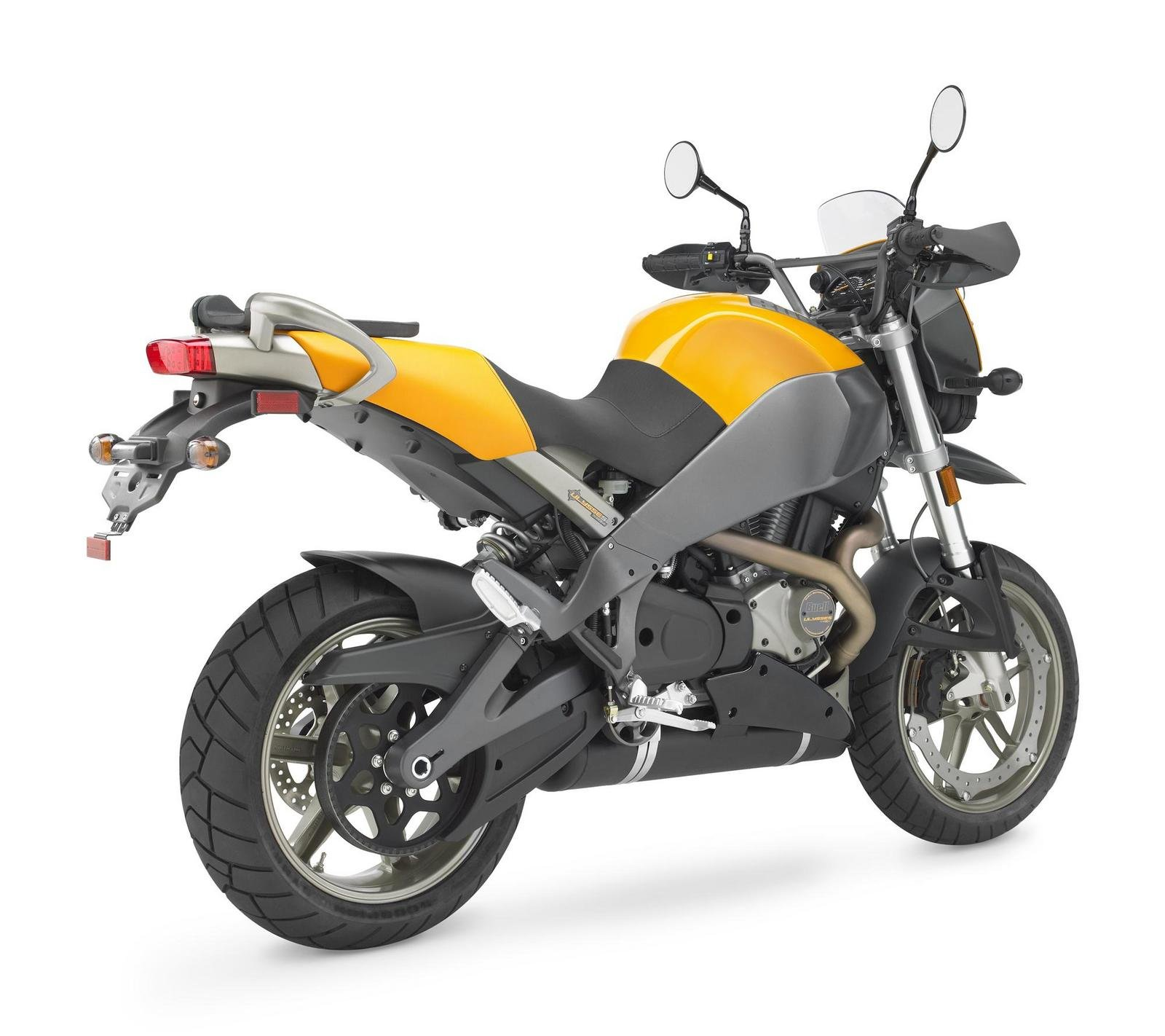 Motorcycle Review Top Speed: 2007 Buell Ulysses XB12X - Picture 92254