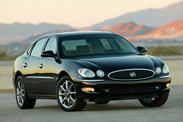2007 buick lacrosse car review top speed. Black Bedroom Furniture Sets. Home Design Ideas