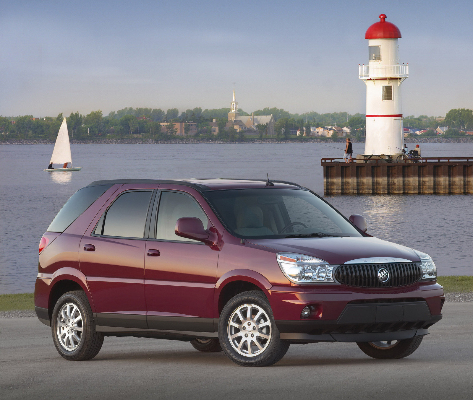 2007 Buick Rendezvous Review - Top Speed