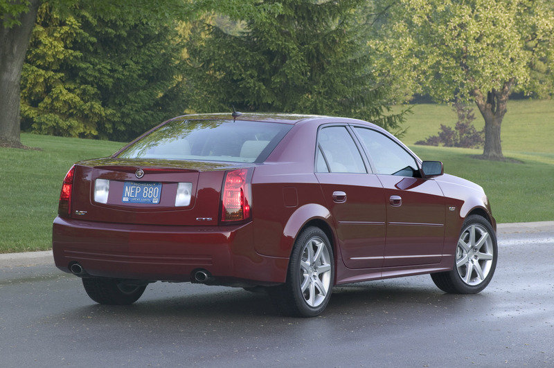 2007 cadillac cts v review top speed. Black Bedroom Furniture Sets. Home Design Ideas