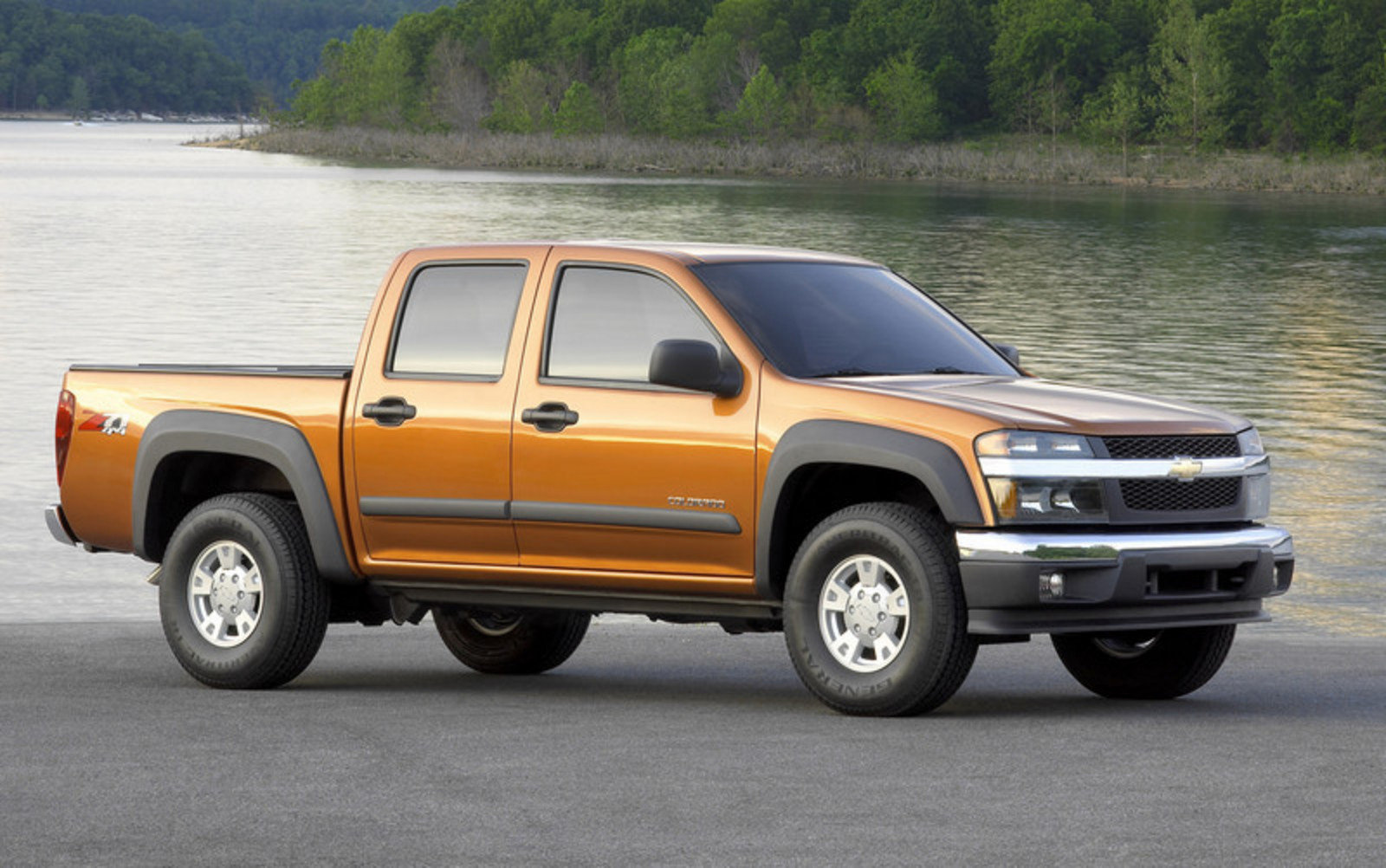 2007 chevrolet colorado review - top speed