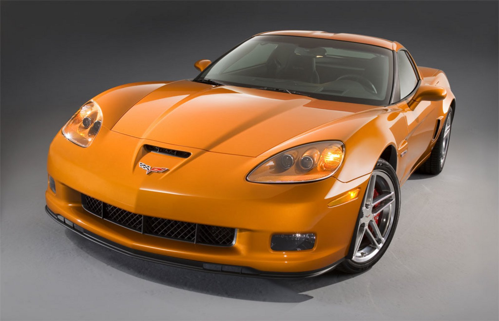 2007 Chevrolet Corvette Z06 Review - Top Speed