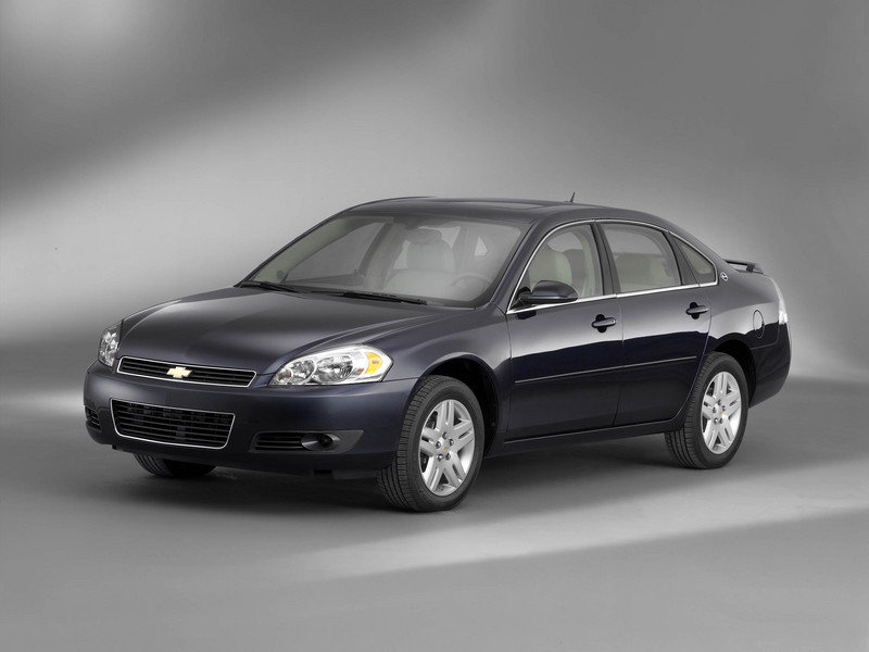 2011 chevy impala review