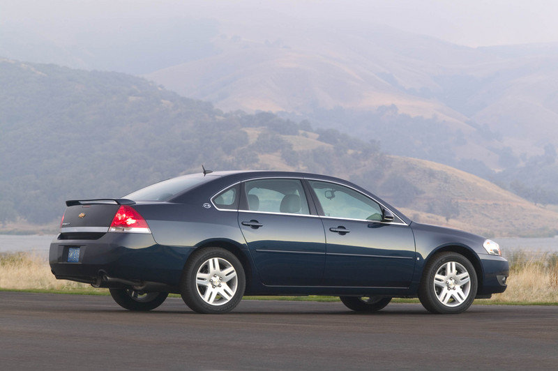 2007 chevrolet impala ltz review top speed. Black Bedroom Furniture Sets. Home Design Ideas