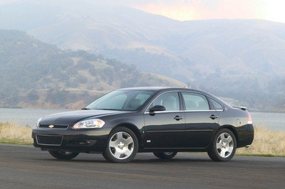2007 Chevrolet Impala SS | Top Speed