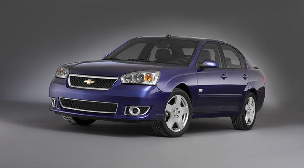 2007 Chevrolet Malibu SS | car review @ Top Speed