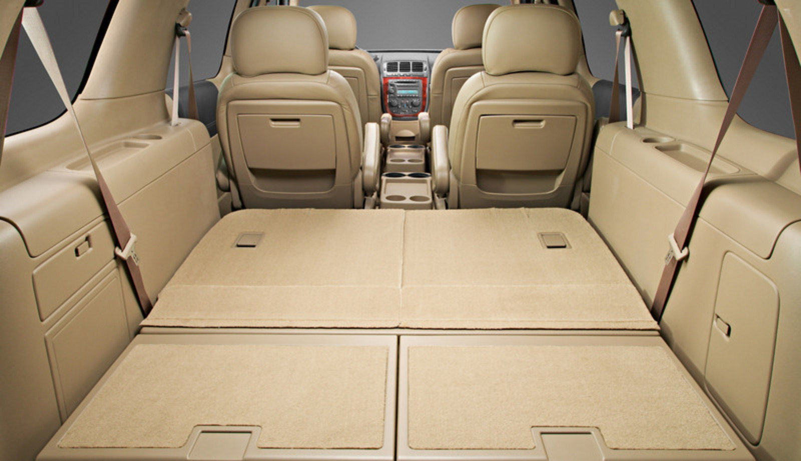 2007 Chevrolet Uplander Picture 92020 Car Review Top