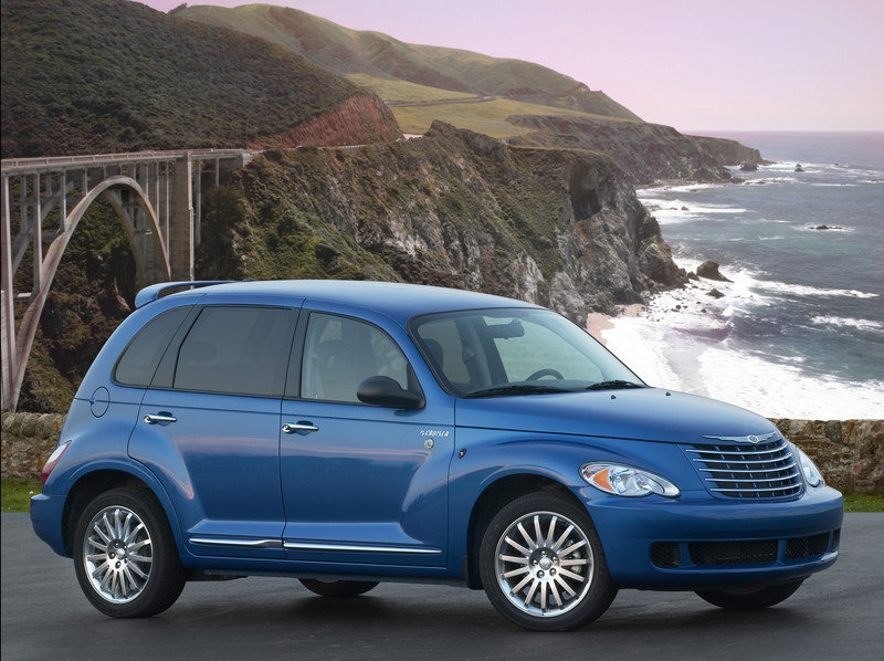 2007 Chrysler PT Street Cruiser Pacific Coast Highway Edition