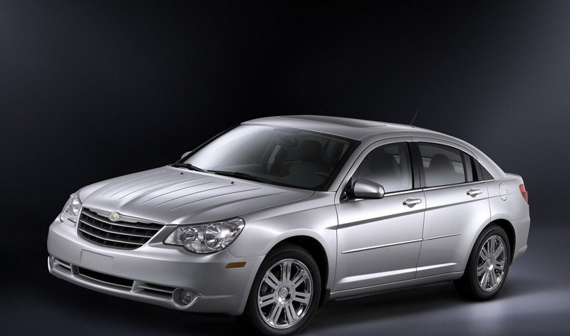 2007 Chrysler Sebring and Aspen prices annonced