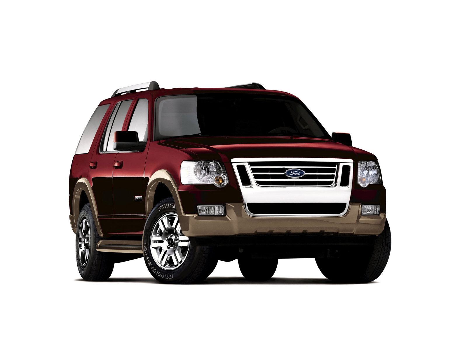 2006 Ford Explorer Xlt >> 2007 Ford Explorer Review - Top Speed