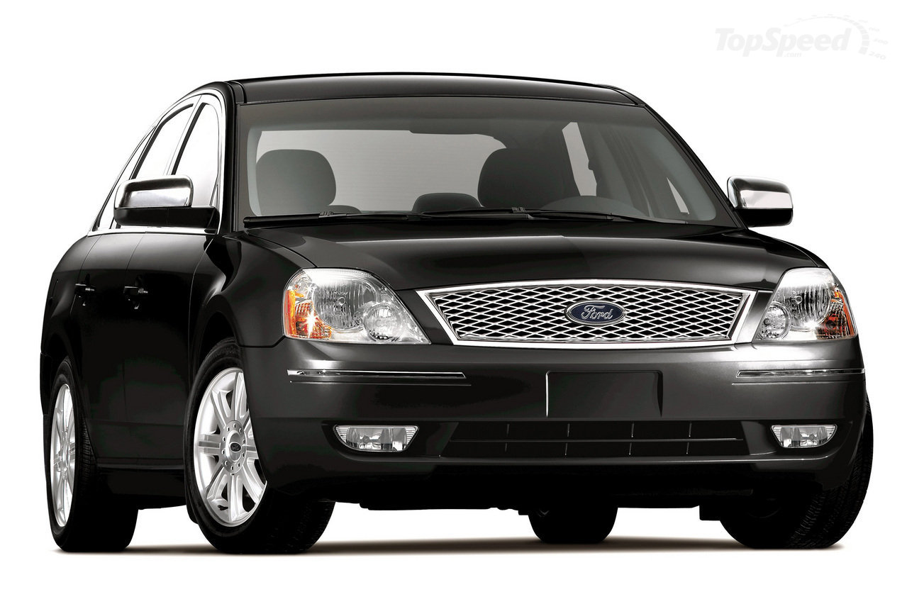 Ford Five Hundred 500 2004-2007 Car Cover