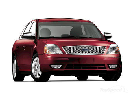 The Ford Five Hundred marries the body of a contemporary sedan to a