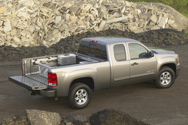 2007 gmc sierra review top speed. Black Bedroom Furniture Sets. Home Design Ideas