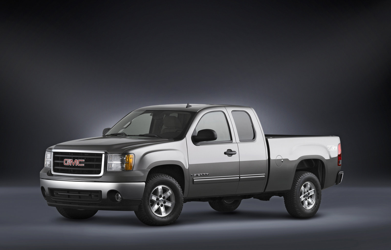 2007 gmc sierra picture 90586 car review top speed. Black Bedroom Furniture Sets. Home Design Ideas
