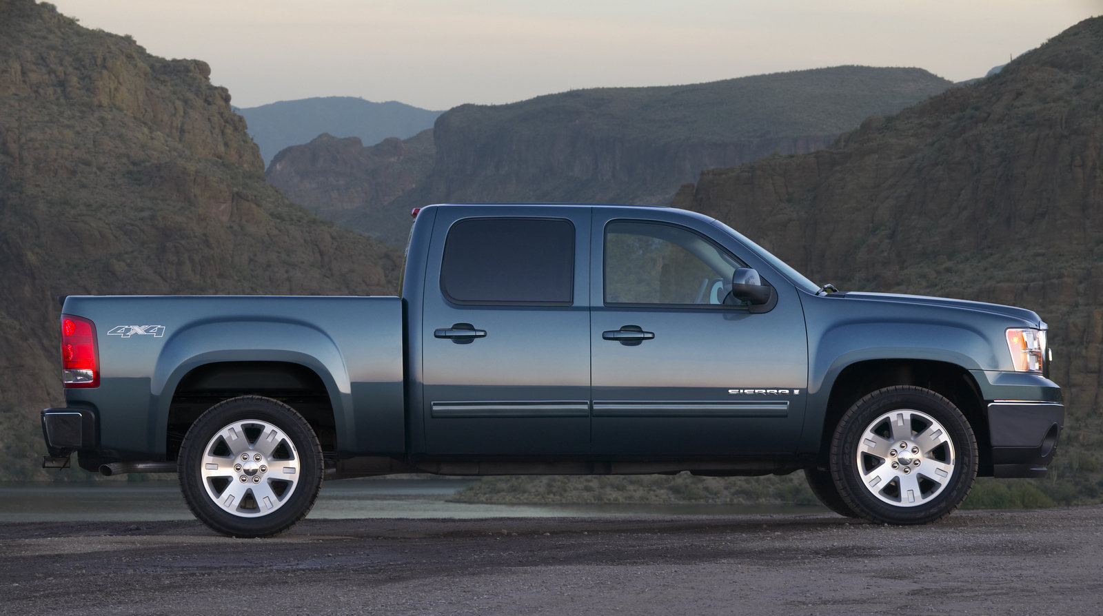2007 gmc sierra picture 90635 car review top speed. Black Bedroom Furniture Sets. Home Design Ideas