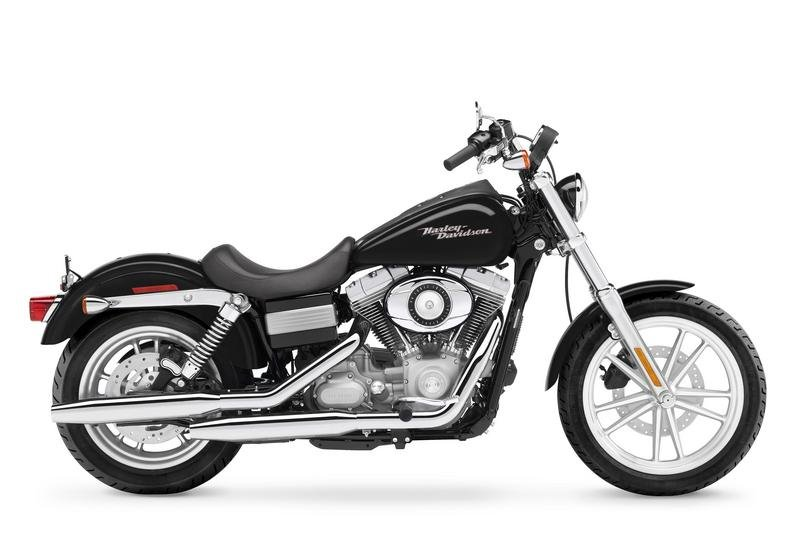 Harley Fxd Fenders : Harley davidson dyna news and reviews top speed