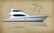 2007 Hatteras 77 Convertible - image 95035