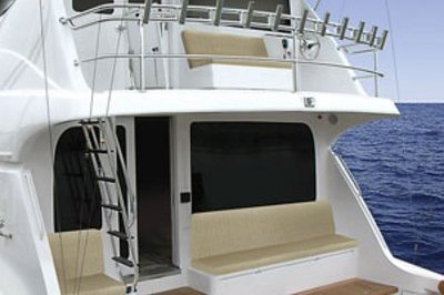 2007 Hatteras 77 Convertible - image 95031