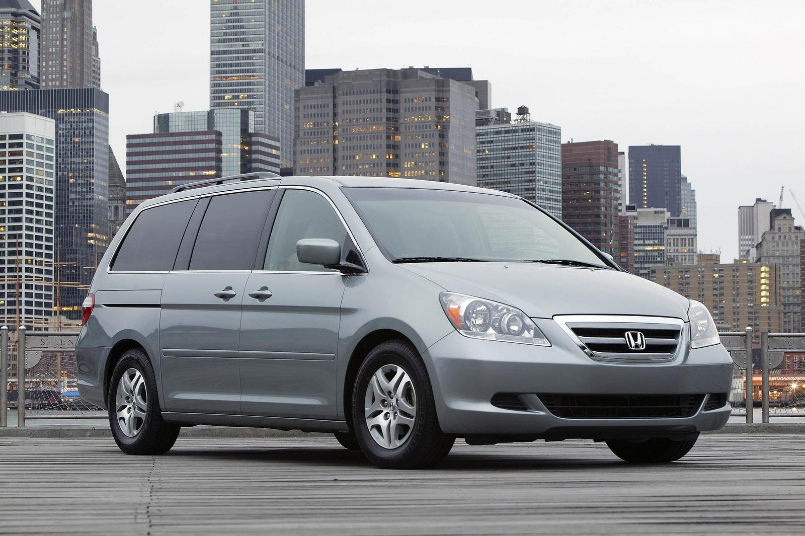 2007 Honda Odyssey Review Top Speed