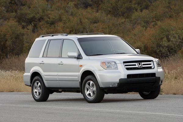 2007 honda pilot car review top speed. Black Bedroom Furniture Sets. Home Design Ideas