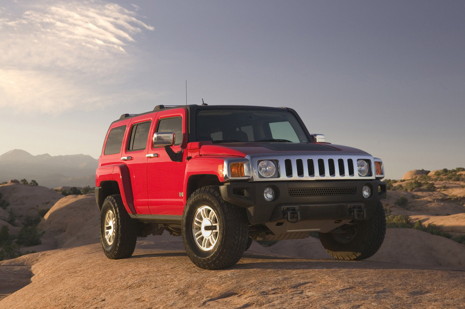 2007 hummer h3 picture 91335 car review top speed. Black Bedroom Furniture Sets. Home Design Ideas