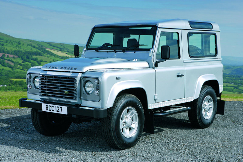 2007 Land Rover Defender - image 95067