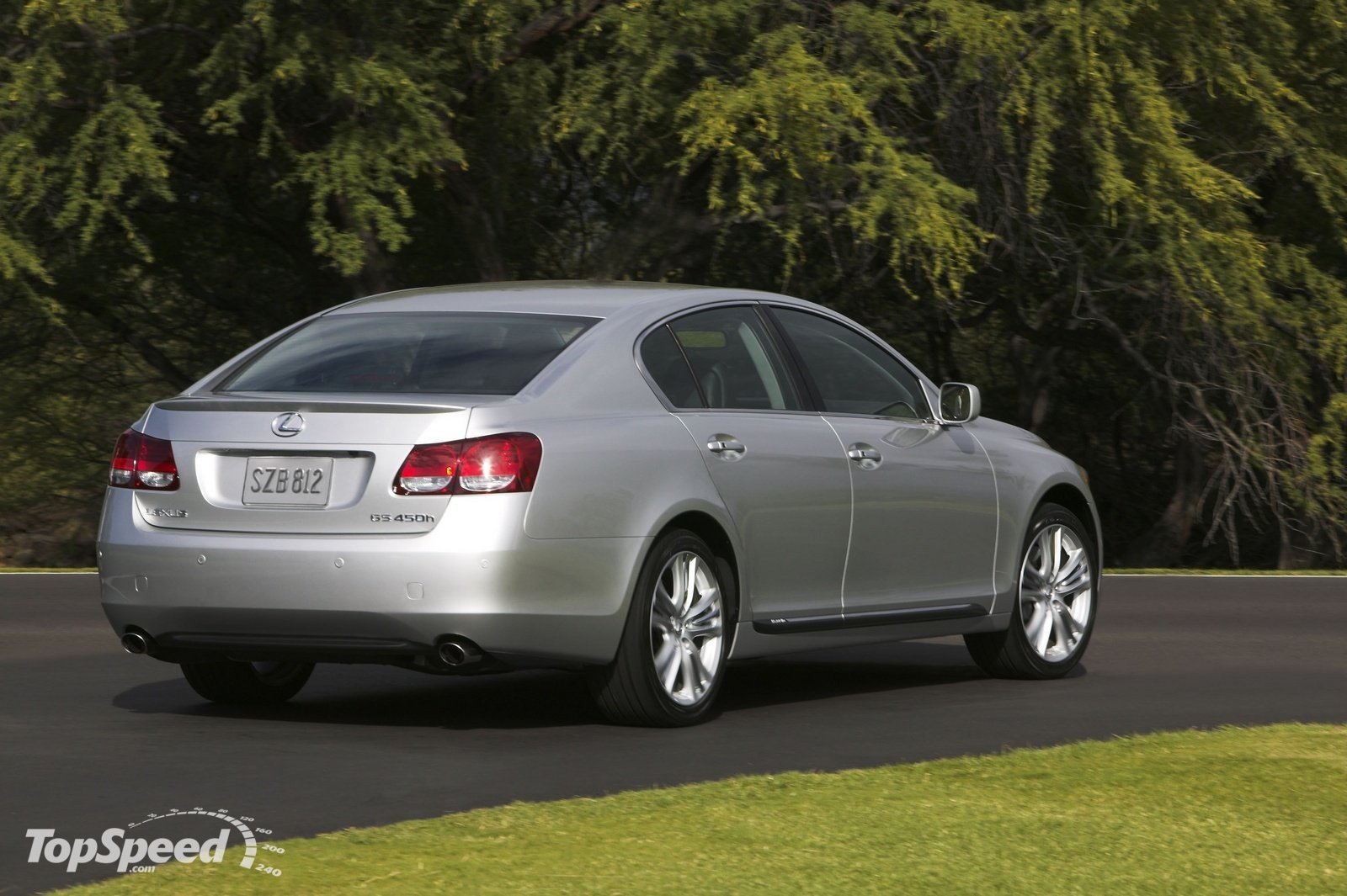 2007 lexus gs 450h picture 94548 car review top speed. Black Bedroom Furniture Sets. Home Design Ideas