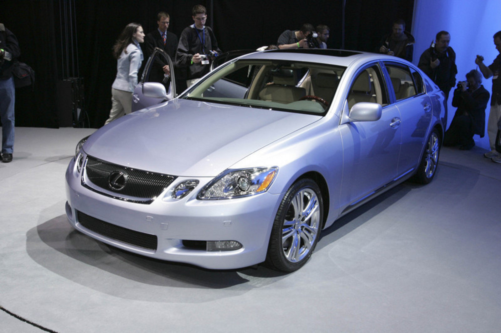 2007 lexus gs 450h picture 94553 car review top speed. Black Bedroom Furniture Sets. Home Design Ideas