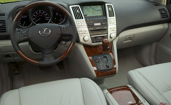 2007 lexus rx 350 car review top speed. Black Bedroom Furniture Sets. Home Design Ideas